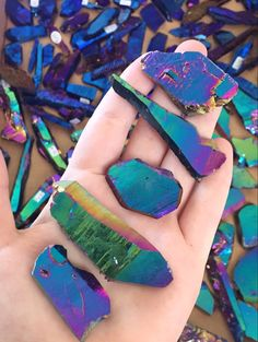 flow-fairy:  titanium quartz ✨