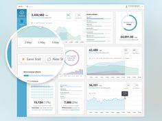 Health Analytics Dashboard Preview