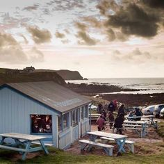 uniquely situated at south milton sands, on the coast between thurlestone and hope cove in the beautiful south hams, a laidback foodie destination