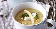 The best Curried lentil and broccoli soup recipe you will ever find. Welcome to RecipesPlus, your premier destination for delicious and dreamy food inspiration. Broccoli Soup Recipes, Lentil Recipes, Lentil Curry, Lentil Soup, Vegan Gluten Free, Vegan Vegetarian, Curry Paste, Lentils, Food Inspiration