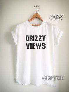 5d470af7ef3 Items similar to Drake Shirt Drake T Shirt Drake Merch Drake Views for Women  Girls Men Unisex Tumblr Top Tee Jersey White Black Grey Red on Etsy