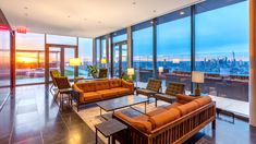 Take in the stunning views from Manhattan West's 62-story rental - Curbed NYclockmenumore-arrownoyes : The Eugene, the megaproject's first residential building, opened earlier this year