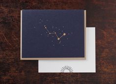 Constellation Greetings: Cassiopeia