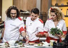 """Rețete speciale de Crăciun, în bucătăria  """"Chefi la cuțite"""" Chef Jackets, Deserts, Food, Dessert, Pies, Sweets, Essen, Postres, Meals"""