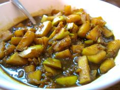 Ayurvedic Vata Apple Breakfast Bowl – dishes and dishes Healthy Food Recipes, Whole Food Recipes, Cooking Recipes, Clean Recipes, Ayurvedic Diet, Ayurvedic Recipes, Ayurveda Vata, Pitta Dosha, Apple Breakfast
