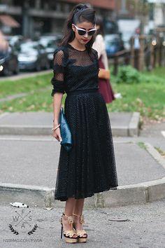 36 Best DENNI ELIAS is the best images   Fashion bloggers, Street ... 7354af0d5ff8