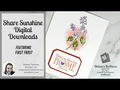 Learn how to make handmade cards using products from Stampin' Up! I'd love to be your creative coach or team leader. Send me a message today! Scrap Material, Stampin Up, Birthday Cards, Sunshine, About Me Blog, Messages, Make It Yourself, Digital, Team Leader