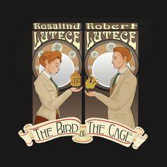 Lutece Twins Nouveau - #Bioshock