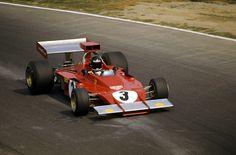 Ferrari 312 B3 - Ickx - Monza - 1973