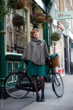 More retro looks from the RL Tweed Run