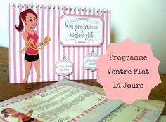 Programme Ventre Plat - Avis de Beautycookie : http://beautycookie.over-blog.com/2015/05/objectif-maillot-de-bain-mais-avant-faut-que-je-perde-ce-fichu-ventre-concours.html