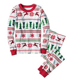 25 Super Cute Christmas Pajamas for Kids