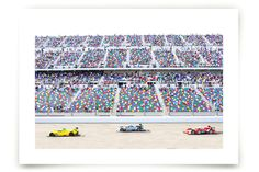 Primary Colors Go Zoom Zoom! Art Prints by Molly Goodman at minted.com