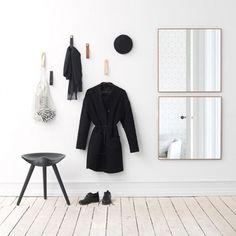 By Lassen View peili, pieni, kupari | Peilit | Sisustus | Finnish Design Shop