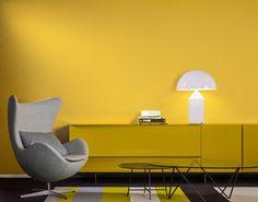Papier peint Le Corbusier  MilK decoration