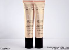 Guerlain Lingerie de Peau BB Beauty Booster Cream #Beauty #Makeup