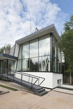 House N completed by studio 4a Architekten in Moscow