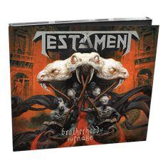 Review del albúm Brotherhood of the Snake de Testament