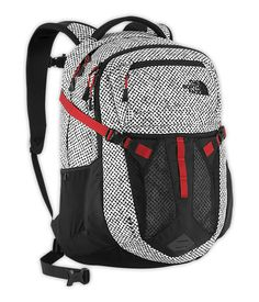 North face climbing backpack