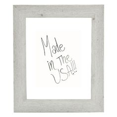 "Wade Logan Washed Antique Dry Erase Board Size: 30"" x 78"""