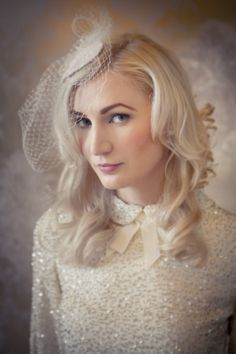 Fashion shoot Lyragh Estate - Lulabelle - headpiece by Rosemary Keating Linen and Ware Vintage - In Love Photography Glitzy Glam, Glam Photoshoot, Fashion Shoot, Love Photography, Headpiece, Bridal, Vintage, Headdress, Vintage Comics