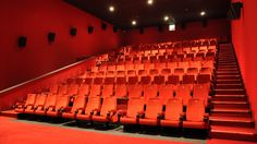 JT Cinema, The Netherlands #cinema #lighting #led