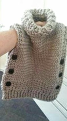 Baby Sweater Knitting Pattern, Knitting Machine Patterns, Poncho Knitting Patterns, Baby Hats Knitting, Knitted Poncho, Knitting For Kids, Knitting For Beginners, Knitted Hats, Diy Crafts Knitting