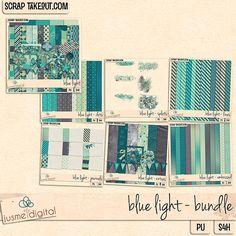 jusme digital ~ blue light bundle