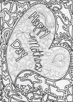 94 Best Coloring Pages Images On Pinterest In 2018 Coloring Books