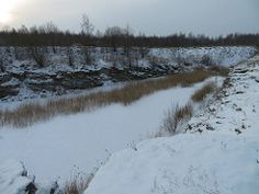 Fosforiidimaa / Phosphate Rock mining area in Estonia by Minest Snow, Rock, Outdoor, Search, Outdoors, Searching, Skirt, Locks, Rock Music