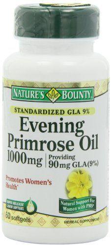 Evening Primrose oil - 15 uses