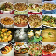 Cinco sentidos na cozinha: 16 sugestões de receitas com batatas