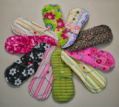 Sew in Peace: Feminine Cloth Pad Tutorial for school age girls in Haiti: Mission Possible