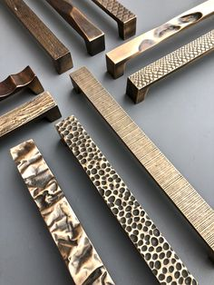 Let us show yo amazing inspirations - Bespoke Handles Brass Kitchen Handles, Cabinet Door Handles, Kitchen Hardware, Knobs And Handles, Knobs And Pulls, Drawer Pulls, Pull Handles, Door Pulls, Furniture Handles
