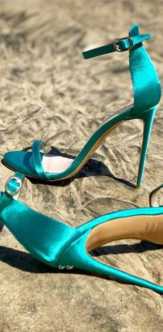 Manhattan Apartment, Tiffany Blue, Stuart Weitzman, Stiletto Heels, Sandals, Shoes, Fashion, Tiffany Blue Color, Moda