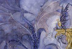 Феи и эльфы глазами художницы Amy Brown - Ярмарка Мастеров - ручная работа, handmade
