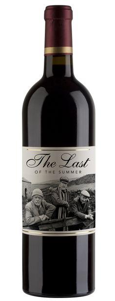 Wine label design!