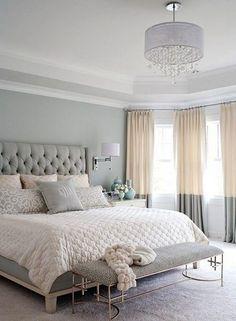 schlafzimmer dekorieren weißes bett schlafzimmer einrichten | room ... - Schlafzimmer Design