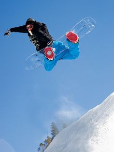 Makboard Makrolon snowboard