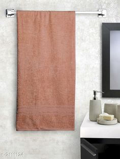 Bath & Beach Towels Lovely Cotton Bath Towel Material : Cotton Size ( L X B ) : 75 cm X 150 cm Description : It Has 1 Piece Of Bath Towel Pattern : Solid Country of Origin: India Sizes Available: Free Size *Proof of Safe Delivery! Click to know on Safety Standards of Delivery Partners- https://ltl.sh/y_nZrAV3  Catalog Rating: ★4.2 (906)  Catalog Name: Lovely Cotton Bath Towels Vol 4 CatalogID_279687 C71-SC1110 Code: 492-2111124-