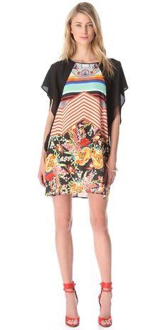 Clover Canyon Cool Rider Dress - Cute funky dress