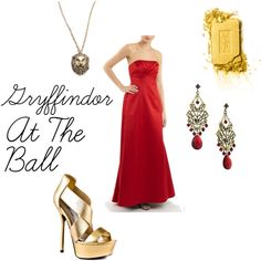 Gryffindor At The Ball