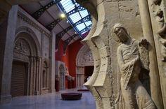 www.arttrip.it/cite-de-larchitecture-et-du-patrimoine/  architecture museum in Paris
