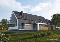 Projekty domów LK Projekt LK&1329 zdjęcie 21