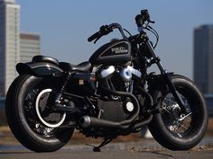 Hide Motorcycles | Sportster Harley