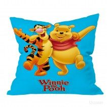 Winnie the pooh ang Tiger Pillow Cases