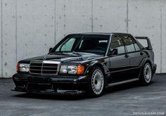 1990 Mercedes-Benz 190 E - 2.5-16V Evolution II | Classic Driver Market