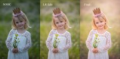 Watch Joanna from Jo McVey Photography edit this princess photo using Greater Than Gatsby actions. Basic knowledge of Lightroom and Photoshop recommended.