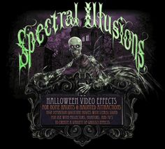 halloween video effects