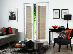 Pleated perfect fit blinds offer a sleek and no fuss window dressing. Perfect Fit Blinds, Fitted Blinds, Best Blinds, Window Dressings, Roller Blinds, Blinds For Windows, Venetian, Fitness, Room